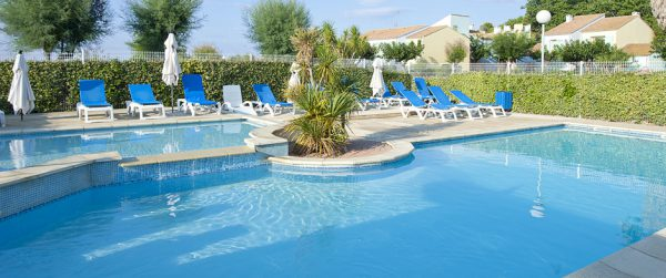 Piscine du village vacances club thalassa
