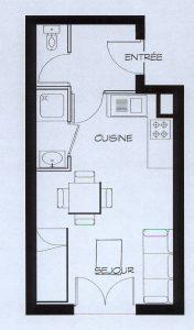 Gite, logement, hébergement, location, pension, saison