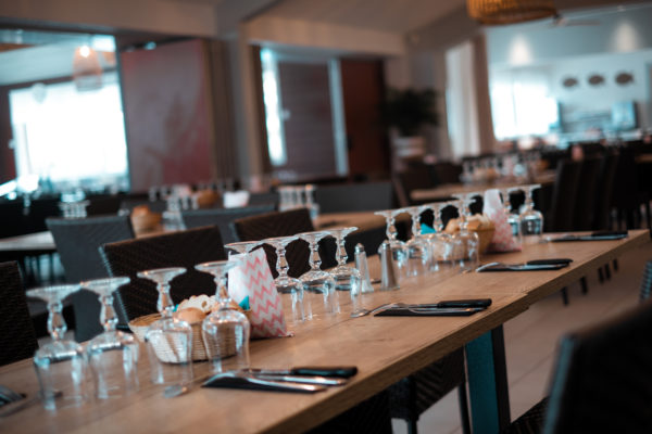 Salle de restaurant du Village vacances club thalassa